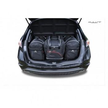 Kit de valises sur mesure pour Honda Civic 3/5 portes (2006 - 2012)
