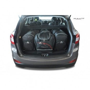 Kit de valises sur mesure pour Hyundai ix35 (2009-2015)