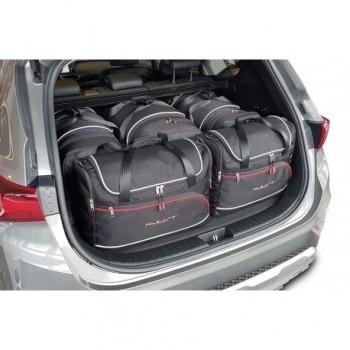 Kit de valises sur mesure pour Hyundai Santa Fé, 5 asientos (2018 - actualité)