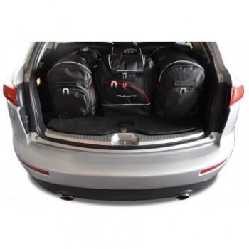 Kit de valises sur mesure pour Infiniti FX FX35 / FX45 (2002 - 2008)