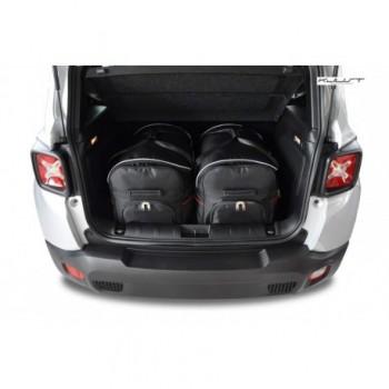Kit de valises sur mesure pour Jeep Renegade