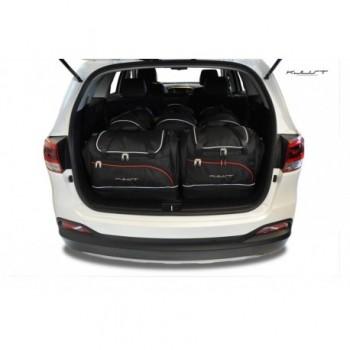 Kit de valises sur mesure pour Kia Sorento 7 sièges (2015 - actualité)