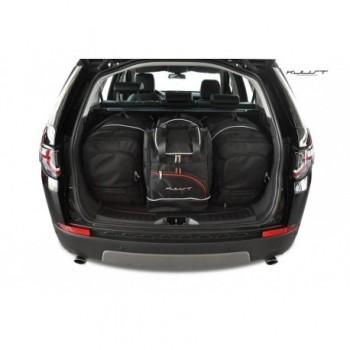 Kit de valises sur mesure pour Land Rover Discovery Sport (2014 - 2018)