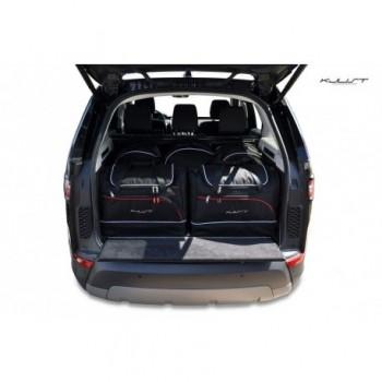 Kit de valises sur mesure pour Land Rover Discovery 5 asientos (2017 - actualité)