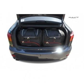 Kit de valises sur mesure pour Lexus IS (2005 - 2013)