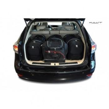 Kit de valises sur mesure pour Lexus RX (2009 - 2016)