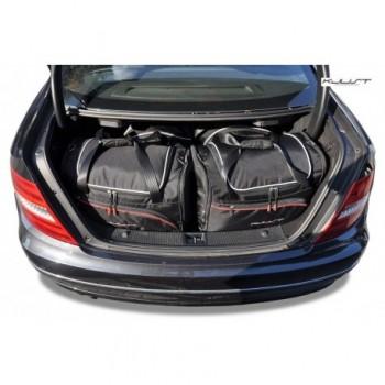 Kit de valises sur mesure pour Mercedes Classe C C204 (2008-2014)