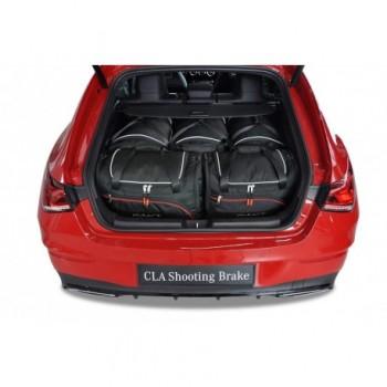 Kit de valises sur mesure pour Mercedes CLA X118 (2019 - actualité)