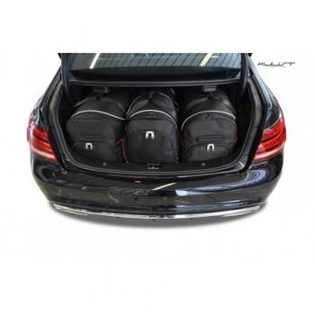 Kit de valises sur mesure pour Mercedes Classe-E C207 Restyling Coupé (2013 - 2017)