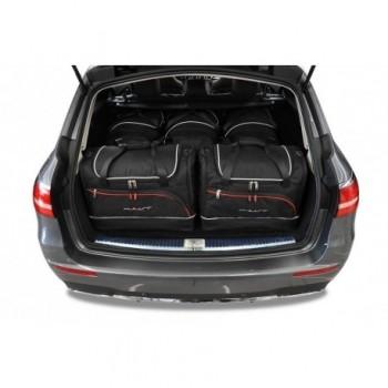 Kit de valises sur mesure pour Mercedes Classe-E S213 Break (2016 - actualité)