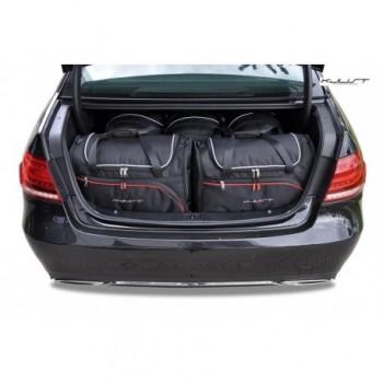 Kit de valises sur mesure pour Mercedes Classe-E W212 Restyling Berline (2013 - 2016)