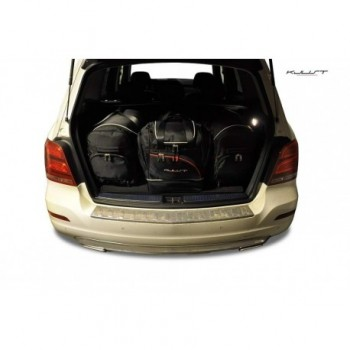 Kit de valises sur mesure pour Mercedes GLK