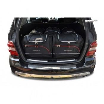Kit de valises sur mesure pour Mercedes Classe-M W164 (2005 - 2011)