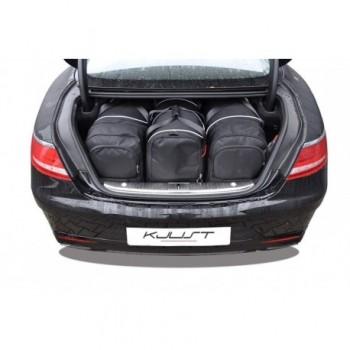 Kit de valises sur mesure pour Mercedes Classe-S C217 Coupé (2014 - actualité)