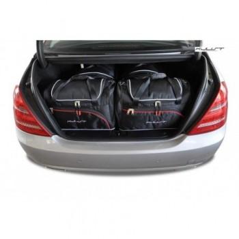 Kit de valises sur mesure pour Mercedes Classe-S W221 (2005 - 2013)
