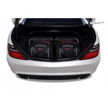 Kit de valises sur mesure pour Mercedes SLK R172 (2011 - actualité)