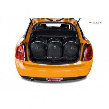 Kit de valises sur mesure pour Mini Cooper / One F56 3 portes (2014 - actualité)