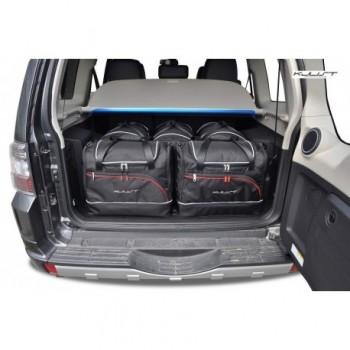 Kit de valises sur mesure pour Mitsubishi Pajero / Montero (2006 - actualité), 5 portes