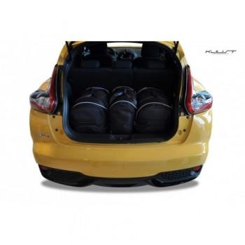 Kit de valises sur mesure pour Nissan Juke