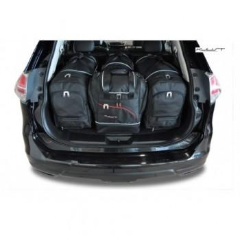 Kit de valises sur mesure pour Nissan X-Trail (2014 - 2017)