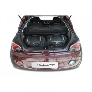 Kit de valises sur mesure pour Opel Adam