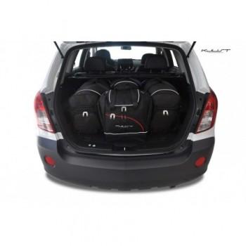 Kit de valises sur mesure pour Opel Antara