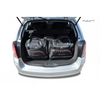 Kit de valises sur mesure pour Opel Astra H Break (2004 - 2009)