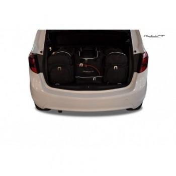 Kit de valises sur mesure pour Opel Meriva B (2010 - 2017)