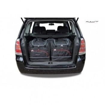 Kit de valises sur mesure pour Opel Zafira B 5 sièges (2005 - 2012)
