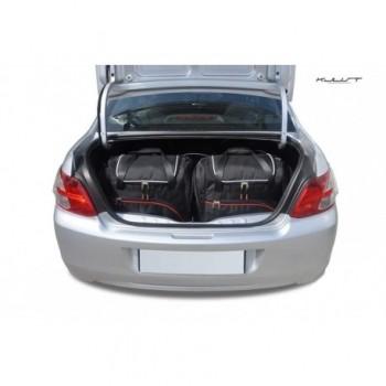 Kit de valises sur mesure pour Peugeot 301, (2012-2016)