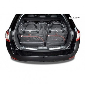 Kit de valises sur mesure pour Peugeot 508 Break (2010 - 2018)