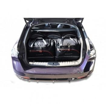 Kit de valises sur mesure pour Peugeot 508 SW (2019 - actualité)