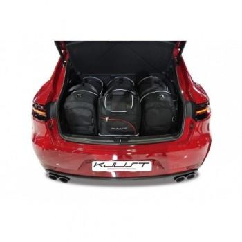 Kit de valises sur mesure pour Porsche Macan