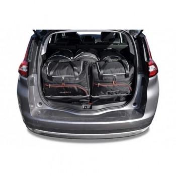 Kit de valises sur mesure pour Renault Grand Scenic (2016-actualité)