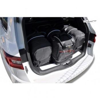Kit de valises sur mesure pour Renault Koleos (2017 - actualité)