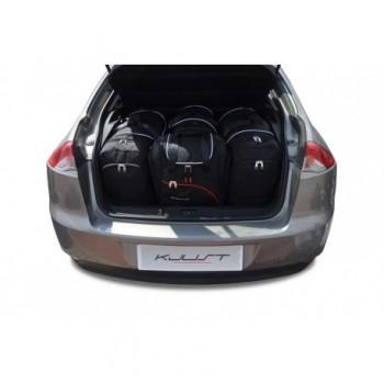 Kit de valises sur mesure pour Renault Laguna 5 portes (2008 - 2015)