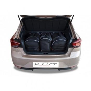 Kit de valises sur mesure pour Seat Ibiza 6F (2017 - actualité)