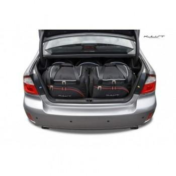 Kit de valises sur mesure pour Subaru Legacy Berline (2003 - 2009)