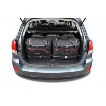 Kit de valises sur mesure pour Subaru Outback (2009 - 2015)