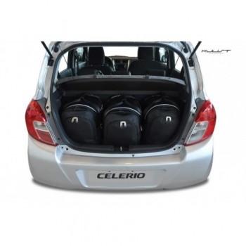 Kit de valises sur mesure pour Suzuki Celerio
