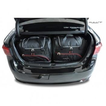 Kit de valises sur mesure pour Toyota Avensis Sédan (2009 - 2012)