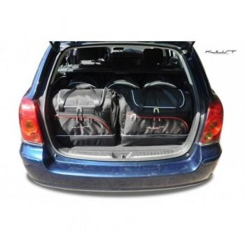 Kit de valises sur mesure pour Toyota Avensis Break Sports (2003 - 2006)