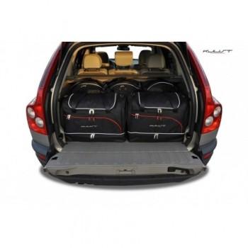 Kit de valises sur mesure pour Volvo XC90 5 sièges (2002 - 2015)