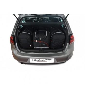 Kit de valises sur mesure pour Volkswagen Golf 7 (2012 - actualité)