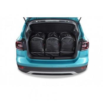 Kit de valises sur mesure pour Volkswagen T-Cross