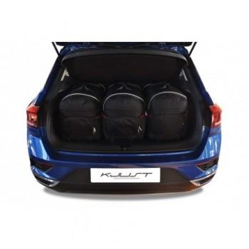 Kit de valises sur mesure pour Volkswagen T-Roc