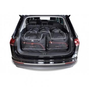 Kit de valises sur mesure pour Volkswagen Tiguan Allspace (2018 - actualité)