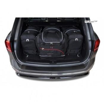 Kit de valises sur mesure pour Volkswagen Touareg (2010 - 2018)