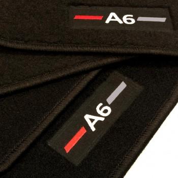 Tapis Audi A6 C6 Allroad Quattro (2006 - 2008) logo sur mesure