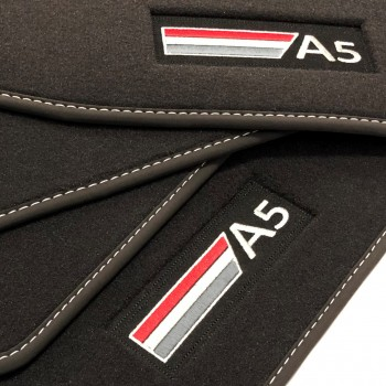 Tapis Audi RS5 Velour logo